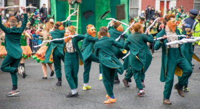 Saint Patrick's Day – Ireland's Official Holiday