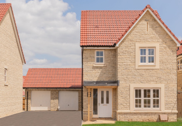 New Homes Available in Corsham